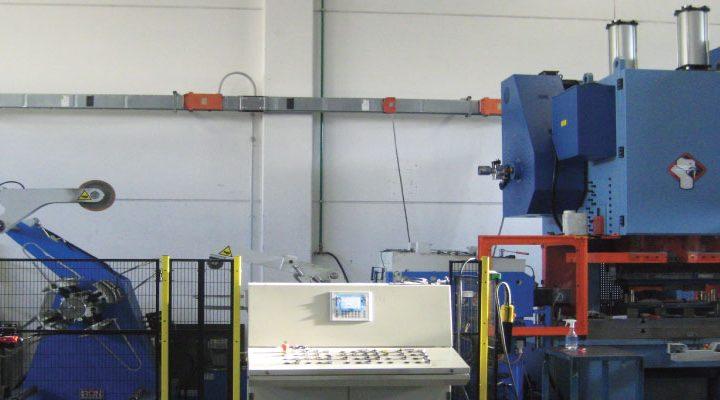 macchinario linea di produzione